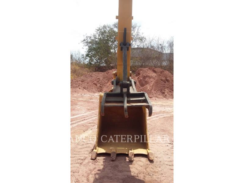 CATERPILLAR KETTEN-HYDRAULIKBAGGER 320D2 equipment  photo 16