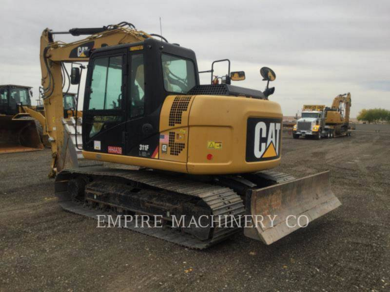 CATERPILLAR トラック油圧ショベル 311F LRR P equipment  photo 3