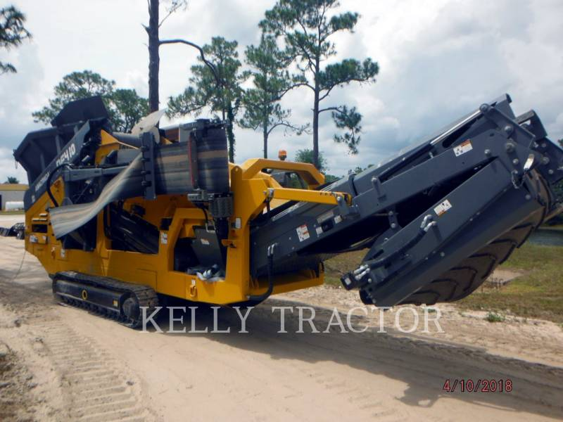 ANACONDA  SCREENER DF410 equipment  photo 1