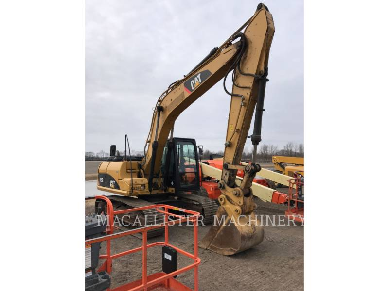 CATERPILLAR KETTEN-HYDRAULIKBAGGER 315DL equipment  photo 2