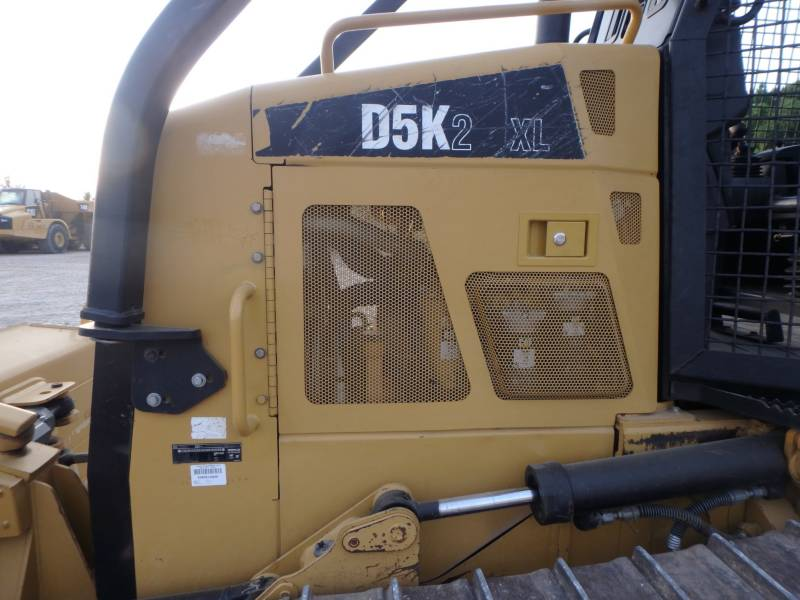 CATERPILLAR TRACK TYPE TRACTORS D5K2XL equipment  photo 24