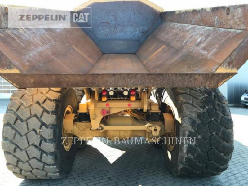 CATERPILLAR TOMBEREAUX DE CHANTIER 745C equipment  photo 15