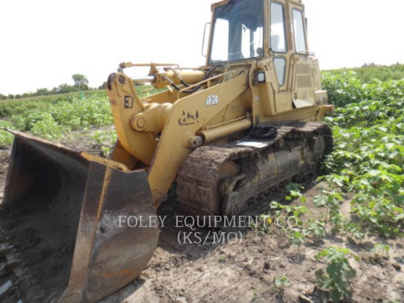 CATERPILLAR TRACK LOADERS 963BLGP equipment  photo 2