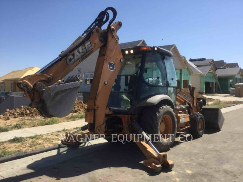 CASE TERNE 580SUPERN equipment  photo 2