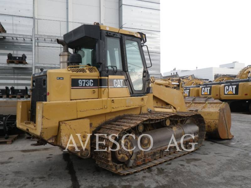 CATERPILLAR TRACK LOADERS 973C equipment  photo 1