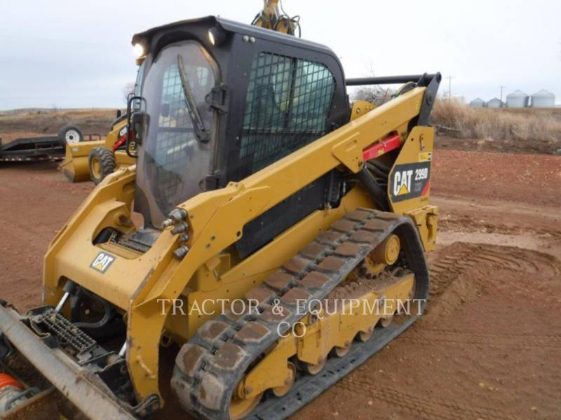 CATERPILLAR CHARGEURS COMPACTS RIGIDES 299D1 XHP equipment  photo 1