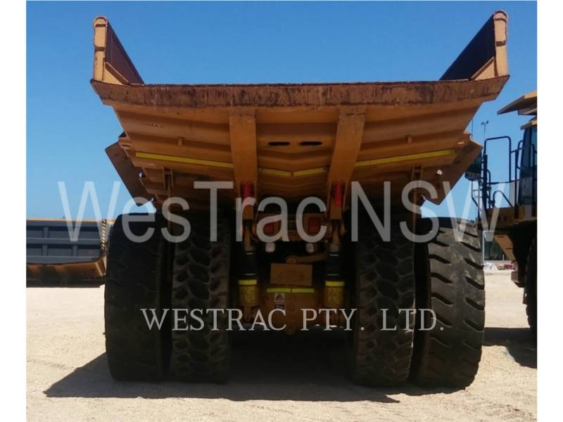 CATERPILLAR ダンプ・トラック 773F equipment  photo 5