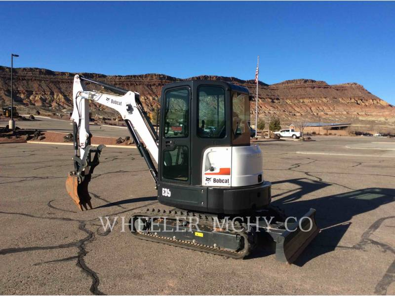 BOBCAT PELLES SUR CHAINES E35M equipment  photo 1