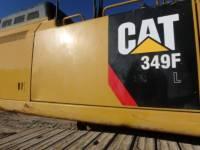 CATERPILLAR トラック油圧ショベル 349FL equipment  photo 8