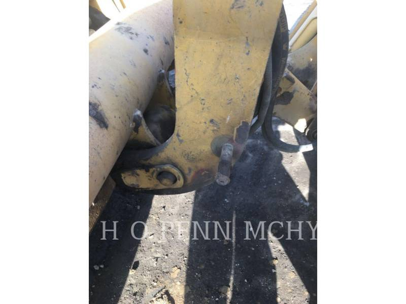 CATERPILLAR BACKHOE LOADERS 420D equipment  photo 14