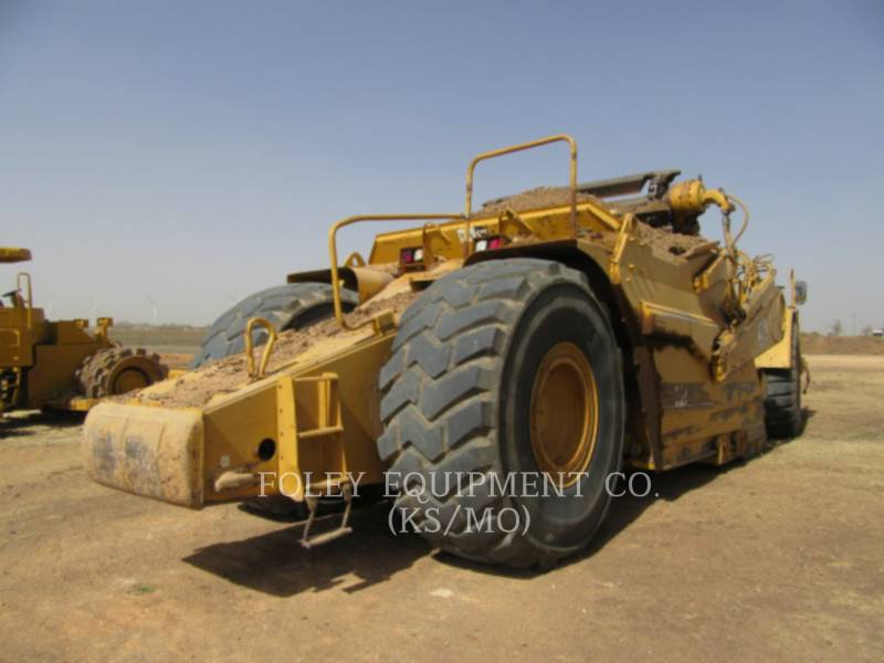 CATERPILLAR WHEEL TRACTOR SCRAPERS 633E equipment  photo 3