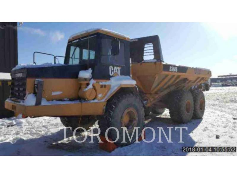 CATERPILLAR TOMBEREAUX DE CHANTIER D300D equipment  photo 2
