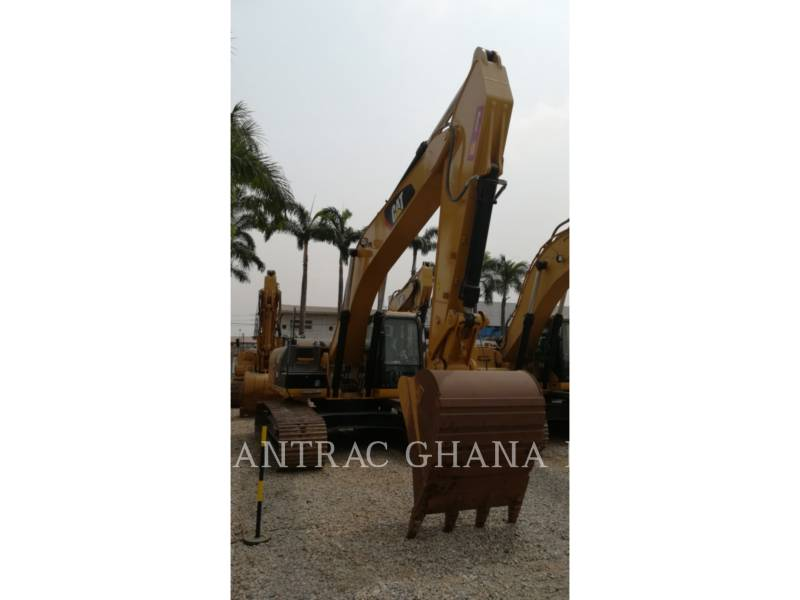 CATERPILLAR TRACK EXCAVATORS 330 D2 L equipment  photo 3
