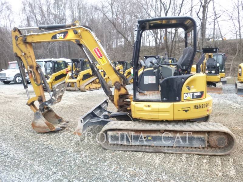 CATERPILLAR KETTEN-HYDRAULIKBAGGER 305E2 CRTH equipment  photo 2