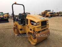 Equipment photo CATERPILLAR CB34B ROLO COMPACTADOR DE ASFALTO DUPLO TANDEM 1