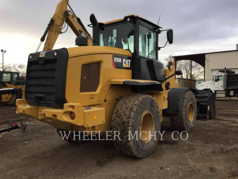 CATERPILLAR WHEEL LOADERS/INTEGRATED TOOLCARRIERS 926M HL QC equipment  photo 5