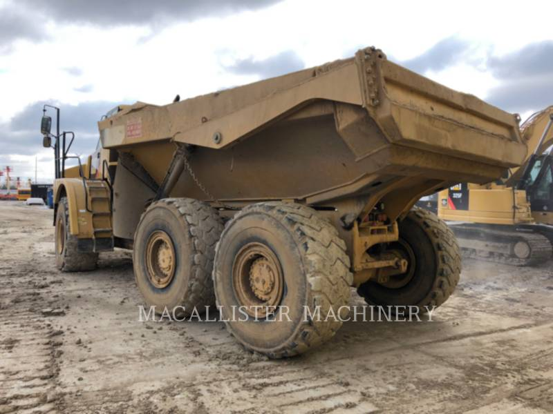 CATERPILLAR CAMIONES ARTICULADOS 735B equipment  photo 4