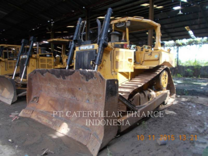 Caterpillar TRACTOR MINIER CU ŞENILE D6R equipment  photo 2