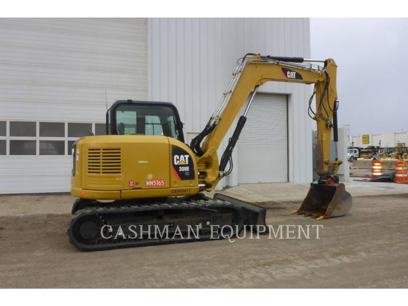 CATERPILLAR PELLES SUR CHAINES 308ECR SB equipment  photo 3