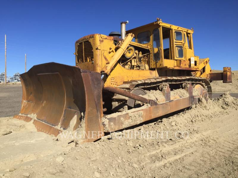 CATERPILLAR TRACTORES DE CADENAS D9G equipment  photo 1
