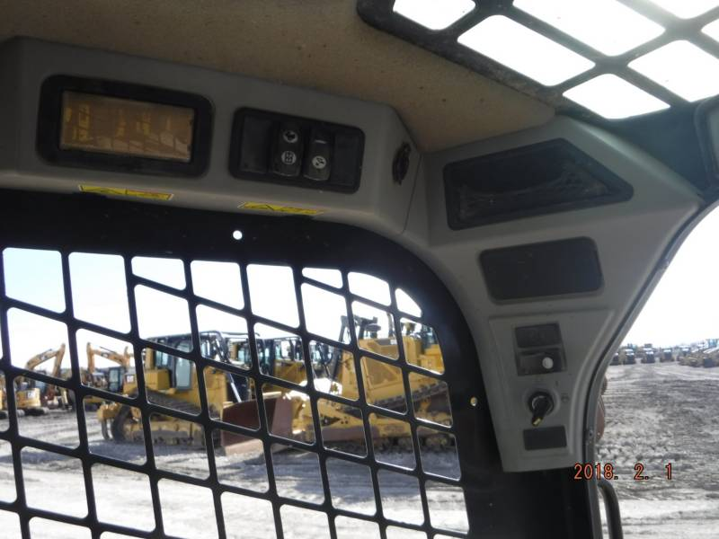 CATERPILLAR CARGADORES MULTITERRENO 259D equipment  photo 12
