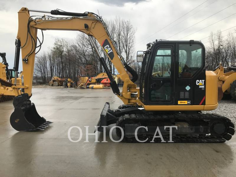CATERPILLAR ESCAVADEIRAS 308E SB equipment  photo 2
