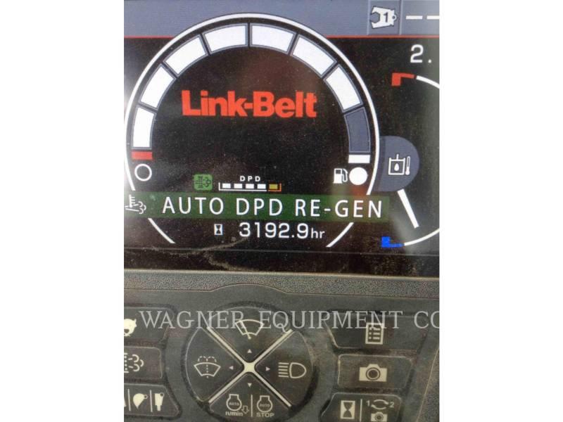 LINK-BELT CONST. EXCAVATOARE PE ŞENILE 300X3 THB equipment  photo 10