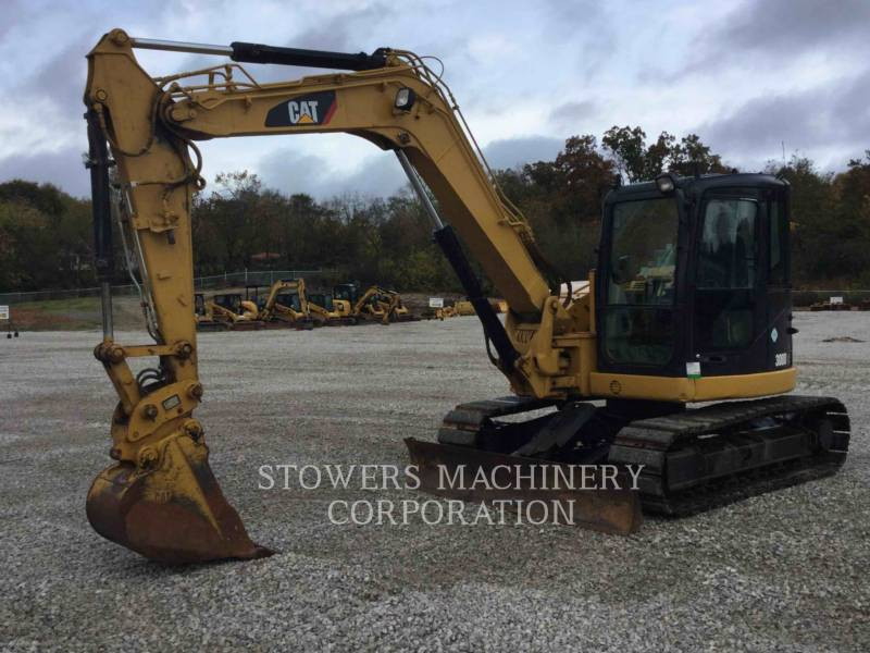 CATERPILLAR PELLES SUR CHAINES 308D equipment  photo 1