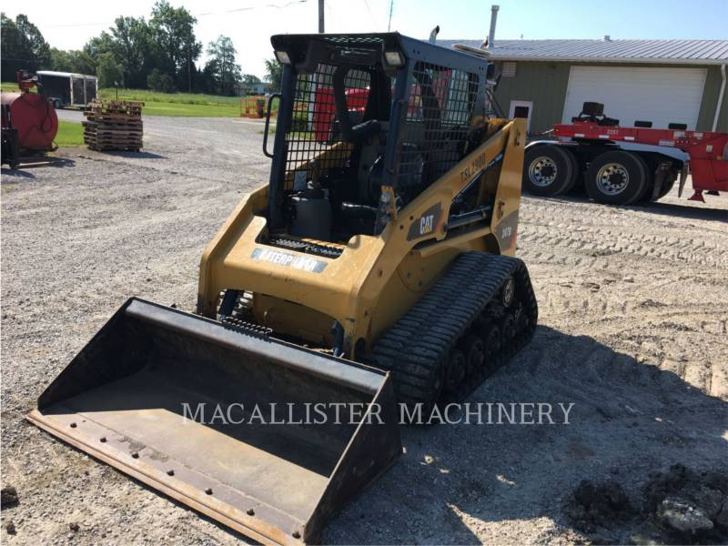 Caterpillar ÎNCĂRCĂTOARE PENTRU TEREN ACCIDENTAT 247B3 equipment  photo 1
