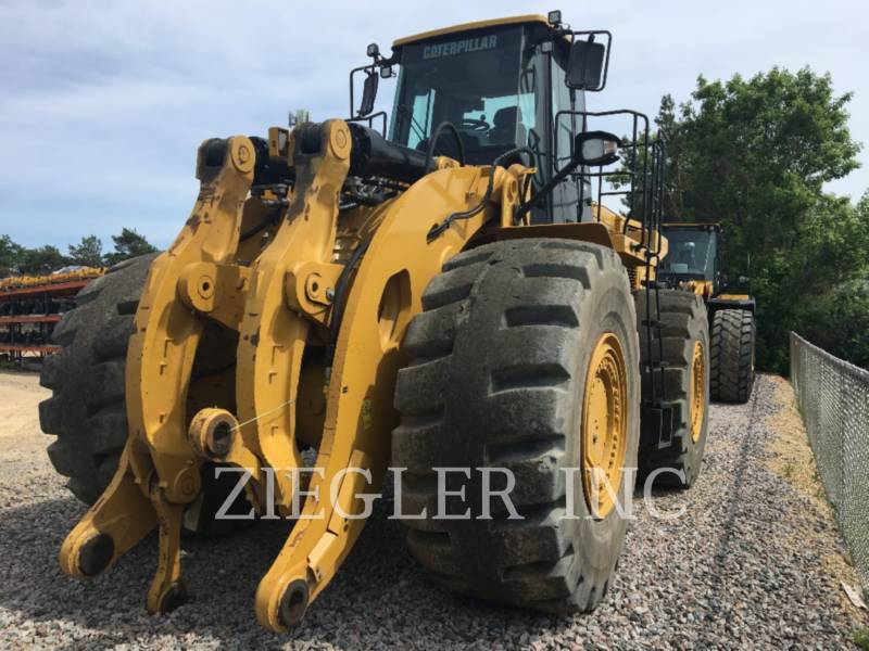 CATERPILLAR MINING WHEEL LOADER 986H equipment  photo 1