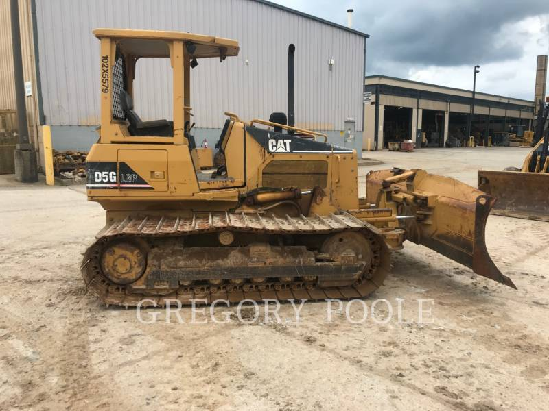 CATERPILLAR KETTENDOZER D5G LGP equipment  photo 5