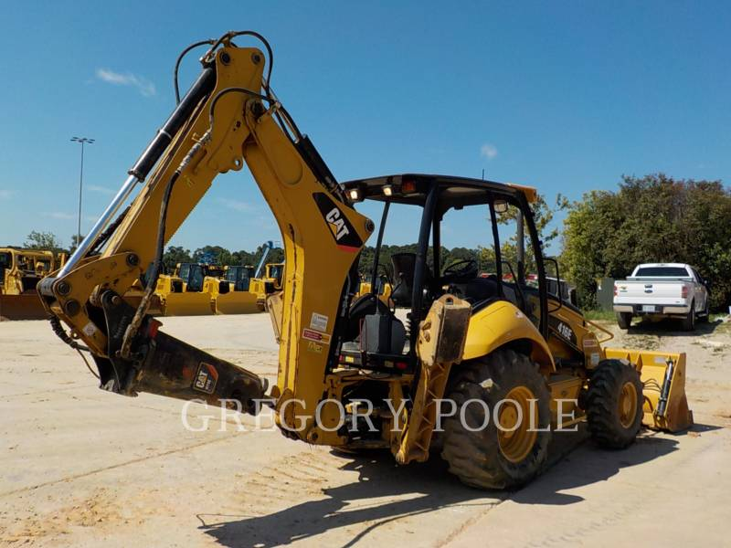 CATERPILLAR BACKHOE LOADERS 416EST equipment  photo 9