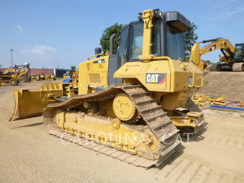 CATERPILLAR KETTENDOZER D6N-4F LGP equipment  photo 2