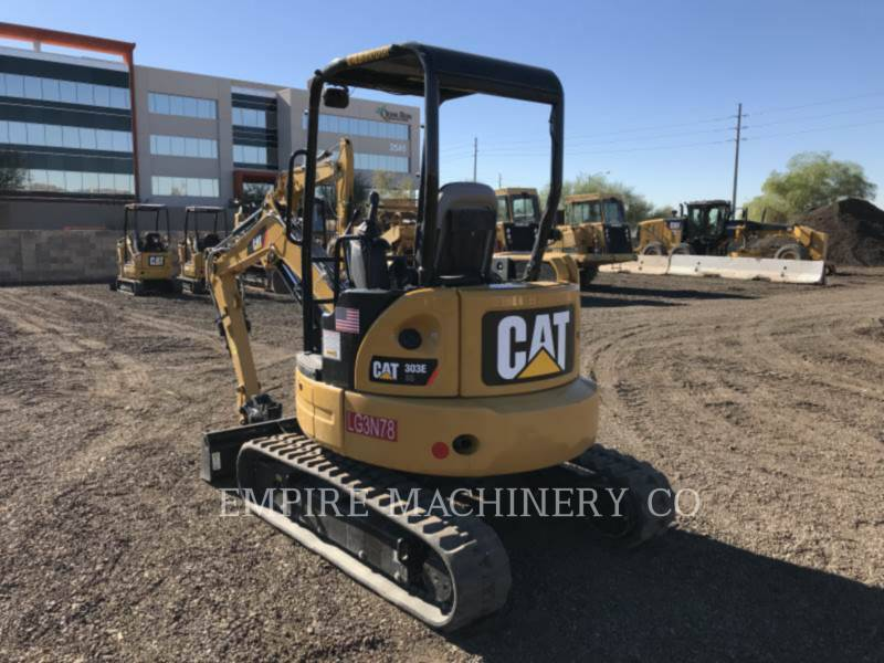 CATERPILLAR PELLES SUR CHAINES 303E OR equipment  photo 3