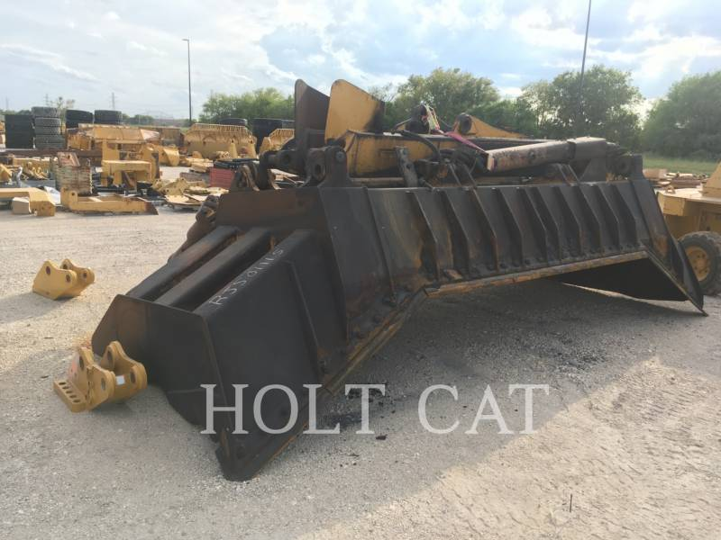 CATERPILLAR TRACK TYPE TRACTORS D9T equipment  photo 9