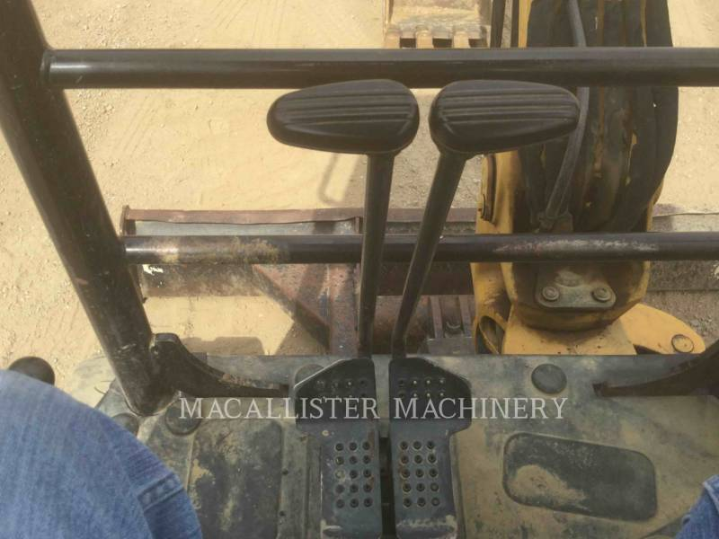 CATERPILLAR TRACK EXCAVATORS 303.5E equipment  photo 20