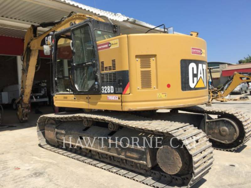 CATERPILLAR PELLES SUR CHAINES 328 equipment  photo 1