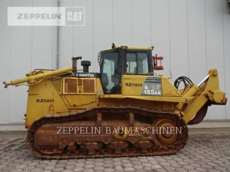KOMATSU LTD. TRACTORES DE CADENAS D155AX-6 equipment  photo 5