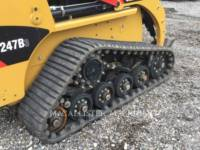 CATERPILLAR CHARGEURS TOUT TERRAIN 247B3 equipment  photo 14