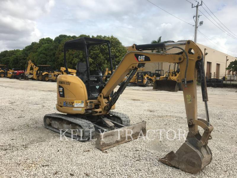 CATERPILLAR PELLES SUR CHAINES 303ECR equipment  photo 10