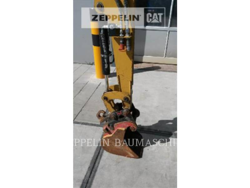 CATERPILLAR EXCAVADORAS DE CADENAS 301.8C equipment  photo 10