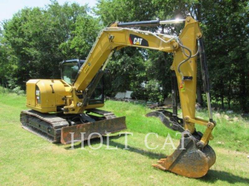 CATERPILLAR PELLES SUR CHAINES 308ECR SBX equipment  photo 1