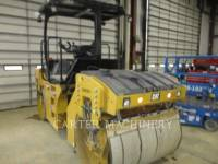 Equipment photo CATERPILLAR CB44B TANDEMVIBRATIONSWALZE, ASPHALT 1