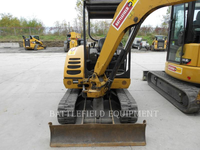 CATERPILLAR PELLES SUR CHAINES 302.5C equipment  photo 4