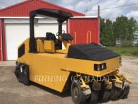Equipment photo CATERPILLAR PS-200B PNEUMATIC TIRED COMPACTORS 1