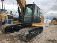 CATERPILLAR KETTEN-HYDRAULIKBAGGER 320E L CF equipment  photo 1