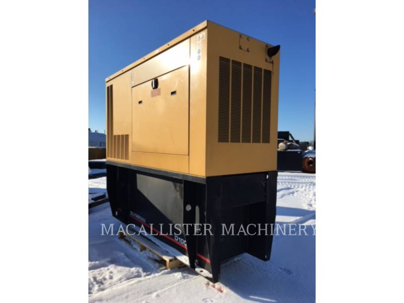 OLYMPIAN STATIONARY GENERATOR SETS D100-P1 equipment  photo 17