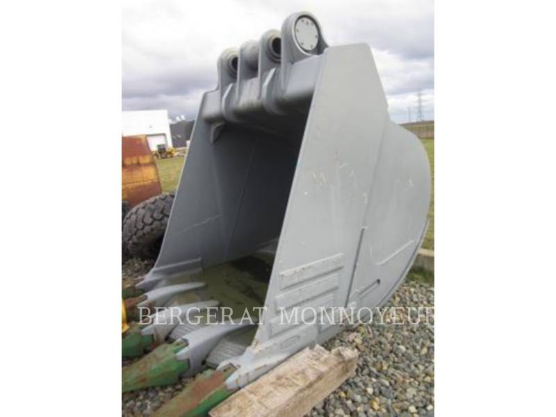 LIEBHERR WT - BUCKET GODET equipment  photo 2