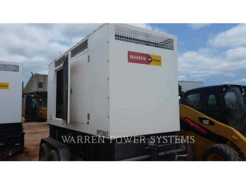 NORAM PORTABLE GENERATOR SETS N150 equipment  photo 5