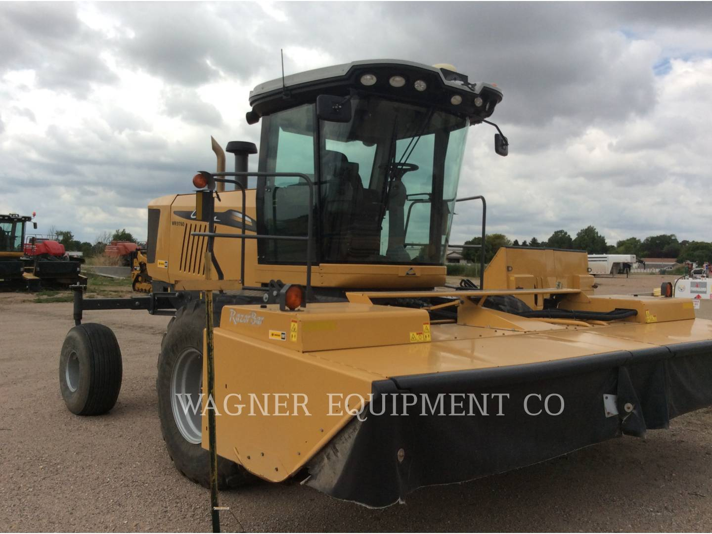 Detail photo of 2014 AGCO WR9760 from Construction Equipment Guide